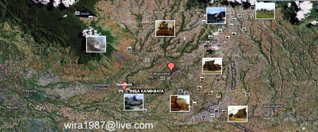 Seluruh Wilayah Desa Kandibata